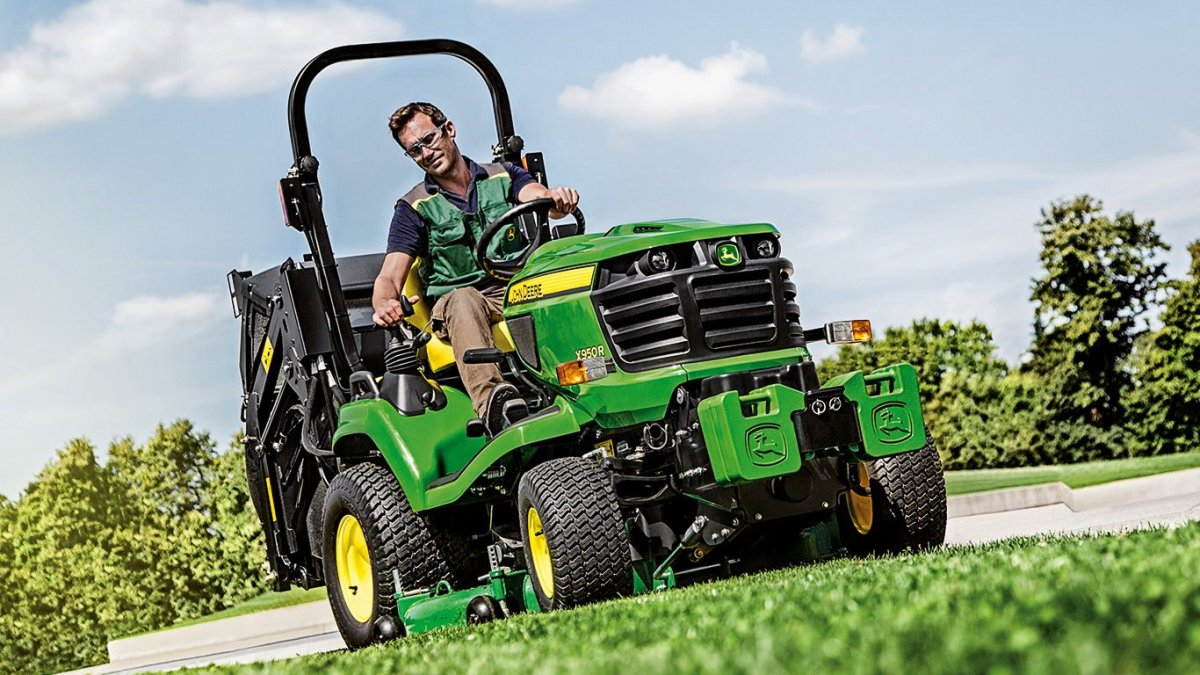 Diesel Ride-on Mowers